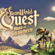 『SteamWorld Quest: Hand of Gilgamech』の発売日が2019年4月25日と海外任天堂公式サイトに掲載される!