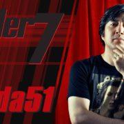 須田剛一さん「コンソール用のKiller7拡張バージョンをリリースするのが目標です。」