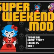 PS4&PS Vita&Switch&Xbox One版『Super Weekend Mode』が海外向けとして2019年夏に配信決定!レトロアクションシューティングゲーム