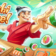 Switch用ソフト『Sushi Time!』が海外向けとして2019年3月22日に配信決定!