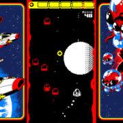 Switch版『Switch 'N' Shoot』が海外向けとして2019年4月10日に配信決定!ワンボタンで遊べる8bit風 縦スクロールSTG