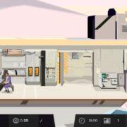 Switch版『SYMMETRY』が海外向けとして2019年3月19日に配信決定!SF宇宙を舞台としたレトロスタイルのマネージメント・サバイバルゲーム