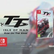 Switch版『TT Isle of Man – Ride on the Edge』が海外向けとして2019年5月23日に発売決定!