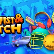 Switch用ソフト『Twist & Match』が海外向けとして2019年3月14日に配信決定!3Dオブジェクトを回転させてシルエットに合わせるパズルゲーム