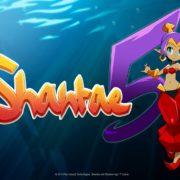 『Shantae 5 (シャンティ 5)』のイラストレーターはお馴染みのKOUさん!
