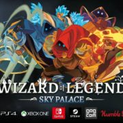 『Wizard of Legend』のアップデートが国内でも利用可能に!