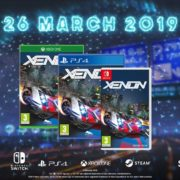 『Xenon Racer』の海外ローンチトレーラーが公開!