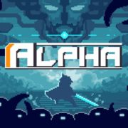 Switch用ソフト『ALPHA』が配信開始!KANAMEによる完全一人プレイ用の高難度2Dアクションゲーム