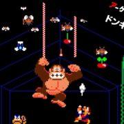 Nintendo Switch用『アーケードアーカイブス ドンキーコング3』が2019年4月5日から配信開始!