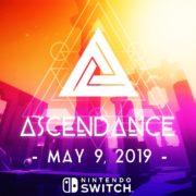 Switch版『ASCENDANCE』が海外向けとして2019年5月9日に配信決定!ミニマリズムなファーストパーソン3Dプラットフォーマー