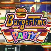 『バーガータイム』シリーズの完全新作『バーガータイムパーティー』がSwitch向けとして2019年に発売決定!