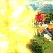 『ドラゴンボール ゼノバース2』 有料DLC第9弾「べジータ (超サイヤ人ゴッド)」のスクリーンショットが公開!