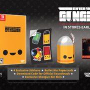 『Enter the Gungeon』のパッケージ版が北米で2019年6月25日に発売決定!