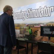 農業シミュレーターゲーム『Farming Simulator』の最新作がSwitch向けとして開発決定!