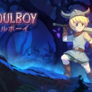 Switch版『GhoulBoy (グールボーイ)』の国内配信日が2019年4月11日に決定!レトロ風のアクションプラットフォーマー