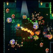 Switch版『Hellmut: The Badass from Hell』の海外配信日が2019年5月3日に決定!ハイペースで弾丸の嵐が吹き荒れるダンジョンクローラー