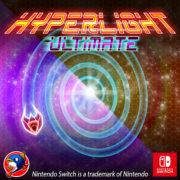 Switch版『Hyperlight Ultimate』が海外向けとして発売決定!カラフルなシューターゲーム