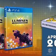 『ルミネス リマスター』のパッケージ版がLimited Run Gamesから発売決定!