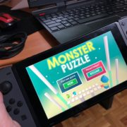 Switch版『Monster Puzzle』が海外向けとして2019年5月9日に配信決定!