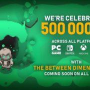 『ムーンライター 店主と勇者の冒険』の販売本数が世界中で50万本を越えたことが発表!Switch版は150,000本