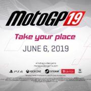 『MotoGP 19』のチャレンジトレーラーが公開!海外発売日は6月6日で、Switch版は少し遅れて6月27日
