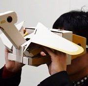 『Nintendo Labo Toy-Con 04: VR Kit』のプレイレポートが各メディアで公開!