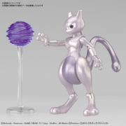 BANDAI SPIRITSから『ポケモンプラモコレクション ミュウツー&ミュウ&ピカチュウセット』が2019年7月に発売決定!