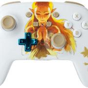 PowerAから「ゼルダ姫」デザインの『Nintendo Switch ワイヤレスコントローラー』が海外向けとして発売決定!