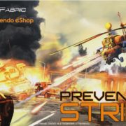 Switch版『Preventive Strike』が海外向けとして2019年5月3日に配信決定!一人で開発されたダイナミックなアーケードスクロールシューター