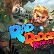 Nintendo Switch用ソフト『ラッドロジャース:ラディカルエディション』が2019年4月18日に発売決定!4月11日より「あらかじめダウンロード」が開始