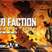 Switch版『Red Faction Guerrilla Re-Mars-tered』が海外向けとして2019年7月2日に発売決定!破壊系TPSゲーム
