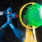 シリーズ累計3,200万本超えの「ロックマン」シリーズ 第1作『ロックマンX』より主人公「エックス」のプラモデルが2019年8月に発売決定!