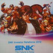 4月16日に韓国で開かれたSNKの企業説明会で『SNKヒロインズ』の売上げなどが発表に!