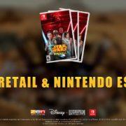 Switch版『Star Wars Pinball』が海外向けとして2019年9月13日に配信決定!