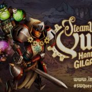 『SteamWorld Quest: Hand of Gilgamech』のLaunch Trailerが公開!