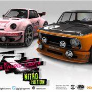 Switch版『Table Top Racing: World Tour – Nitro Edition』の海外発売日が2019年5月1日に決定!8プレイヤーバトルに対応したPvPレースゲーム