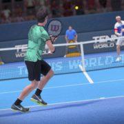 PS4版『テニス ワールドツアー』で4月24日よりアップデートが配信開始!Switch版は後日対応