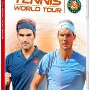 『Tennis World Tour Roland-Garros Edition』の海外ボックスアートが公開!