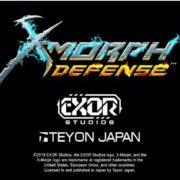タワーディフェンスとシューティングが融合した新感覚ゲーム『エックスモーフ:ディフェンス』がSwitch向けとして2019年5月2日に発売決定!