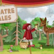 Switch用ソフト『Theatre Tales』が海外向けとして2019年4月24日に配信決定!子供向けののインタラクティブな人形劇アドベンチャーゲーム
