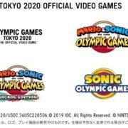 『東京2020オリンピック公式ゲーム』のコンセプトムービーと『東京2020オリンピック The Official Video Game』のプロモーションビデオが公開!