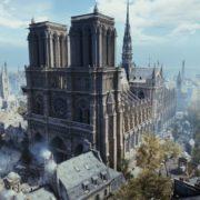 Ubisoftがノートルダム寺院へのサポートに関する表明を発表!