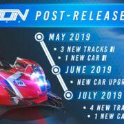 『Xenon Racer』のアップデート スケジュールが公開!