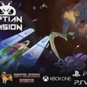 コンソール版『Zeroptian Invasion』の海外ローンチトレーラーが公開!ピクセルアートのアーケードスタイルSTG