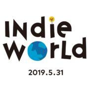 インディーゲームを紹介する番組「Indie World 2019.5.31」が明日5月31日の17時頃から配信決定!
