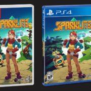 ローグライクアドベンチャーゲーム『Sparklite』のボックスアートが公開!