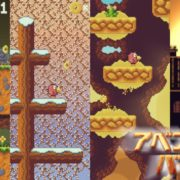 Switch版『アベンジャーバード』が2019年5月9日から国内配信開始!ピクセルアートの2D横スクロールアクションゲーム