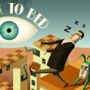 Switch版『Back to Bed』の国内配信日が2019年5月16日に決定!PS4やWii Uでもリリースされた芸術的な3Dパズルゲーム
