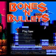 『Bones 'n' Bullets』がPS4&Xbox One&Switch&PC向けとして発売決定!レトロ風の2Dアクションアドベンチャー