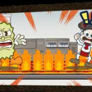 『バーガータイム』シリーズの完全新作『バーガータイムパーティー』はシリーズ史上初の4人同時プレイが可能!